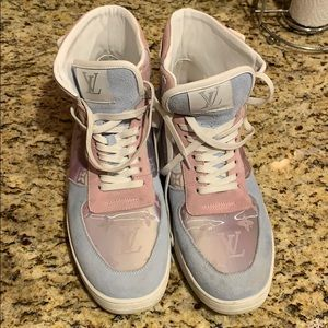 Louis Vuitton Shoes   Pink And Baby